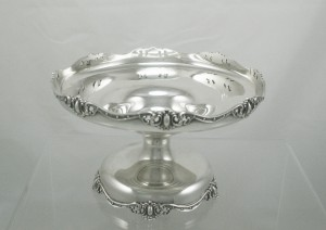 Dish Comport Bowl In Antique & Modern Silver For Sale With Free UK Postage 1