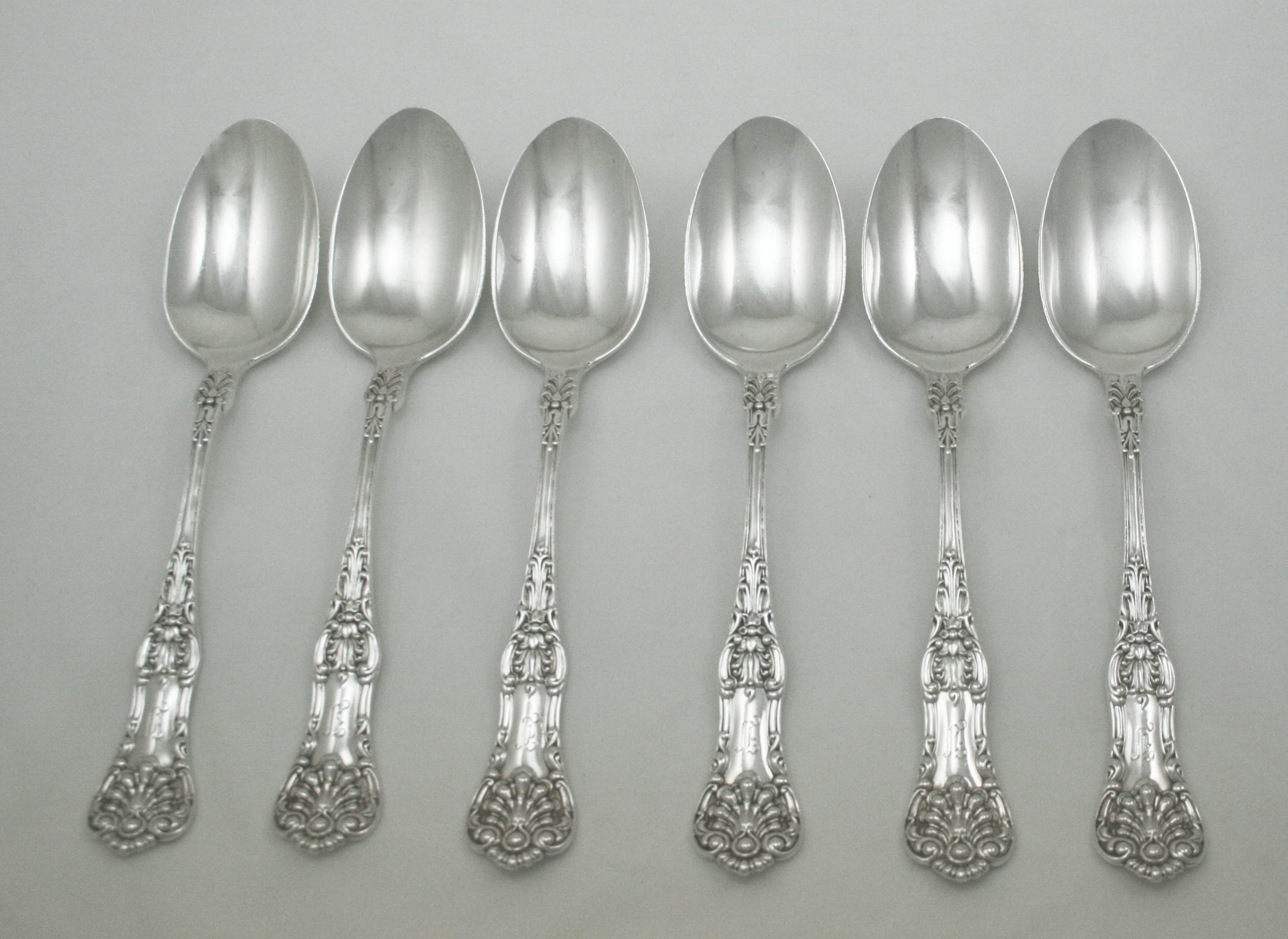 how to clean silver spoons