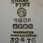 Antique Silver Markings