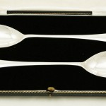 Salad Server Silver Hallmarks Sheffield 1935