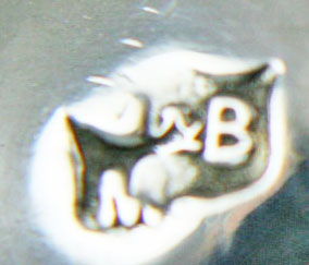 English Silver Makers Marks Beginning With The Letter M marston-and-bayliss-silversmith